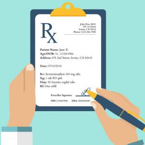 Guide to Safe Use of Prescription Drugs: Follow Prescription Directions