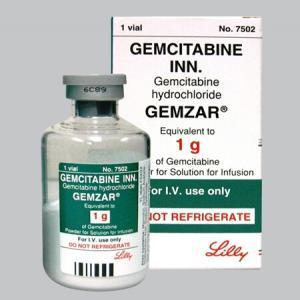 Gemzar (Gemcitabine)