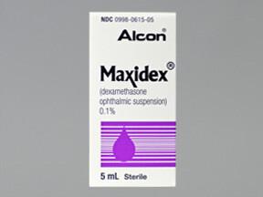 Maxidex (Dexamethasone)