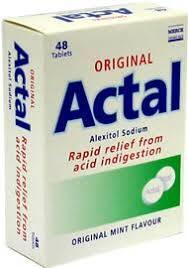 Alexitol Sodium
