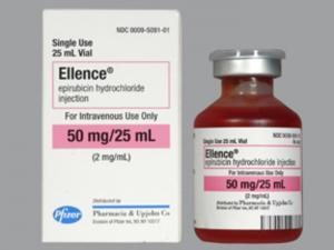Ellence – Medication for Adjuvant Therapy of Breast Cancer