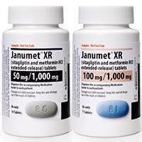 Janumet (Sitagliptin/Metformin Hydrochloride)