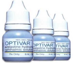 Optivar Eyedrops for Allergic Conjunctivitis