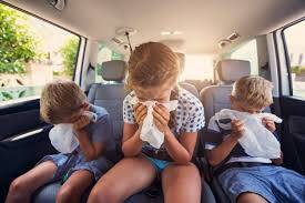 Motion sickness and its prevention